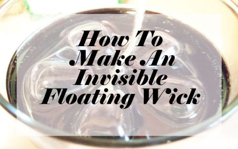 how to make floating wicks
